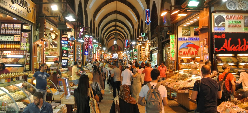 holidays-to-istanbul-Grand-Bazaar