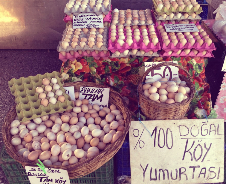 Turkey-tour-packages-local-food-market