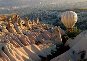 Turkey-tour-packages-Cappadocia-air-balloon