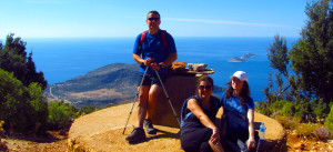 lycian way group hike