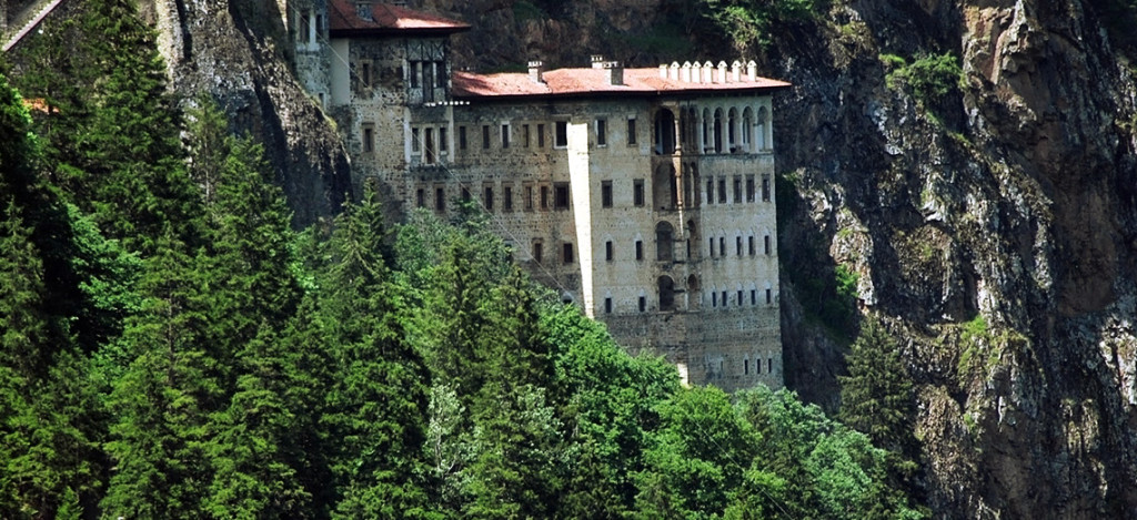 Turkey-Tour-packages-Sumela-Monastery
