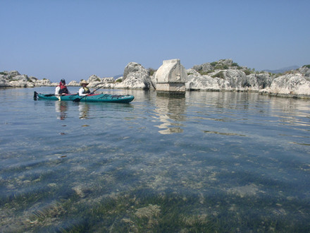 Turkey-tour-packages-sea-Kayaking