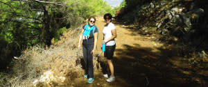 Ladies hiking The Lycian Way