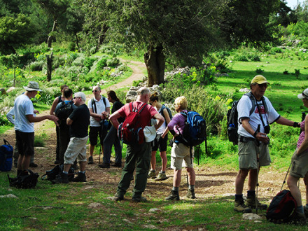 Group-of-walkers-on-the-Lycian-Way