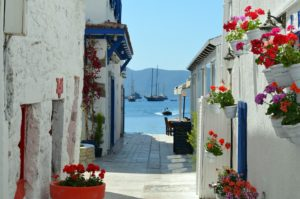 Bodrum-street-view-Turkey