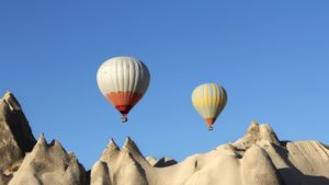 Hot air balloons-Cappadocia-Turkey