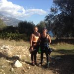 A Charity Hike on The Lycian Way Route