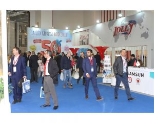 turkey travel show delegates
