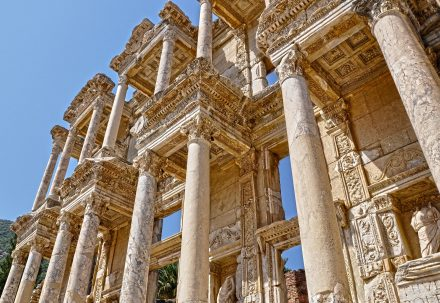 top sights of Turkey Ephesus