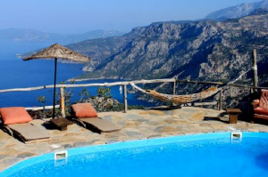 lycian way accom view